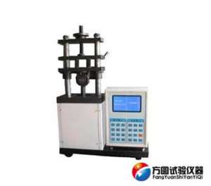 TPJ-300型机械式钢板弹簧疲劳试验机