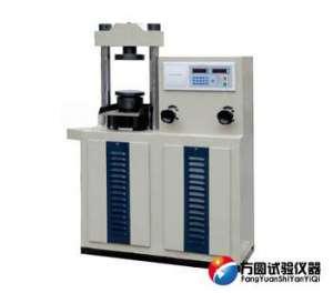 数显电动抗折抗压试验机