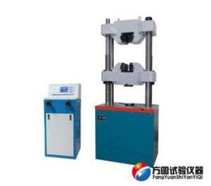 600KN数显材料拉力试验机