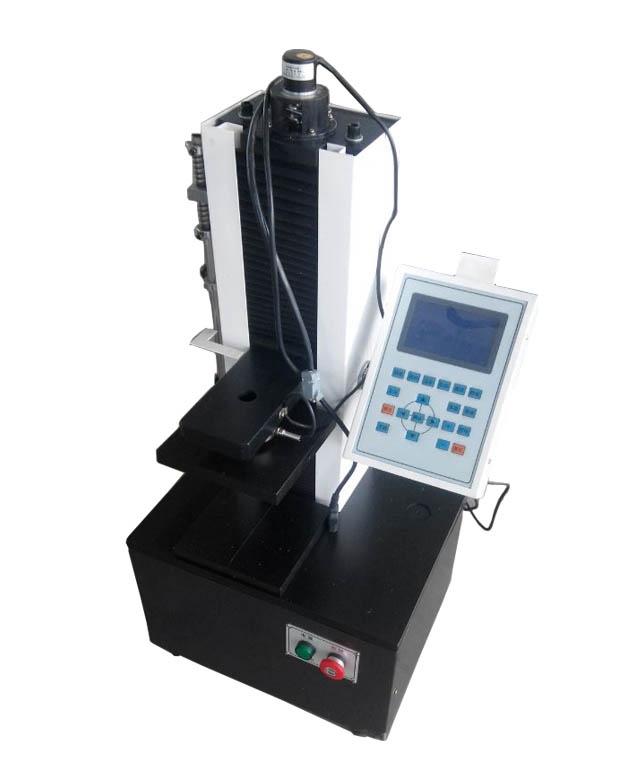 关于电子万能试验机的操作步骤以及该设备缓冲失灵的原因