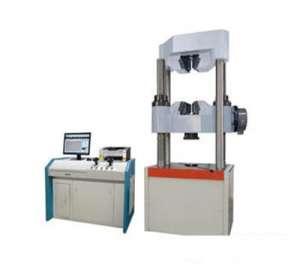 WAW-1000C微机控制电液伺服万能试验机