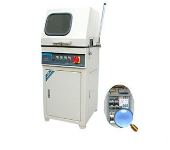 LSQ-100手动金相试样切割机