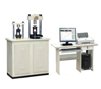 微机抗折抗压试验机