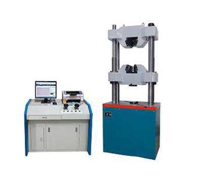 WE-300B液晶数显万能试验机