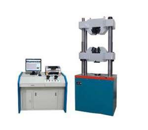 液晶数显万能材料试验机