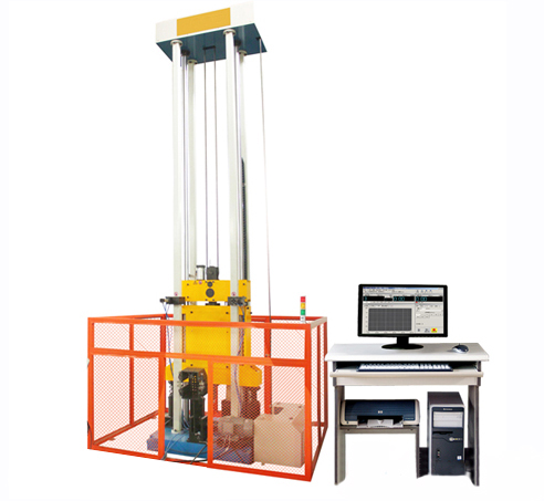 FST-50000J智能仪器化落锤冲击试验机/仪器化落锤撕裂冲击试验机