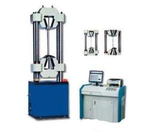 WEW-1000L微机屏显钢绞线试验机