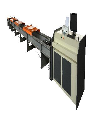 150吨/2000KN卧式拉力试验机