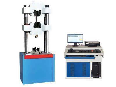 液压万能试验机的操作步骤、注意事项以及构造原理