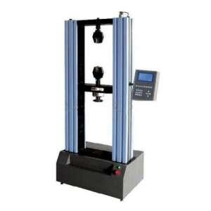 关于电子拉力试验机的使用步骤
